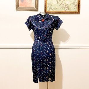 Vintage inspired Bettie Page Dress